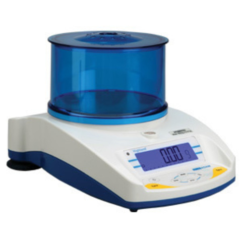 Весы лабораторные ADAM HCB 123