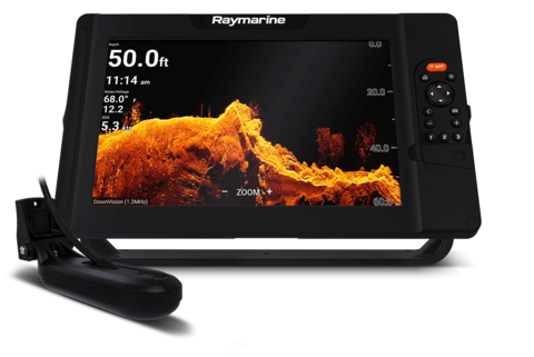 Эхолот Raymarine Element 9 HV (Датчик HV-100 в комплекте)