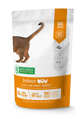 Indoor Adult food for cats