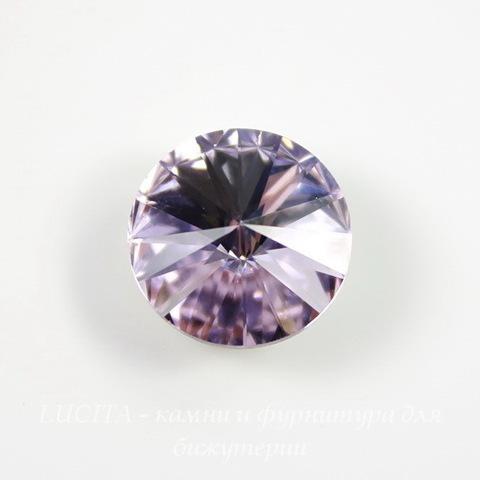 1122 Rivoli Ювелирные стразы Сваровски Violet (12 мм)
