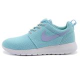 Кроссовки женские Nike Roshe Run Material Dim Blue