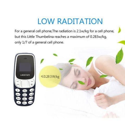 GTStar BM10 - мини мобильный телефон, Bluetooth гарнитура