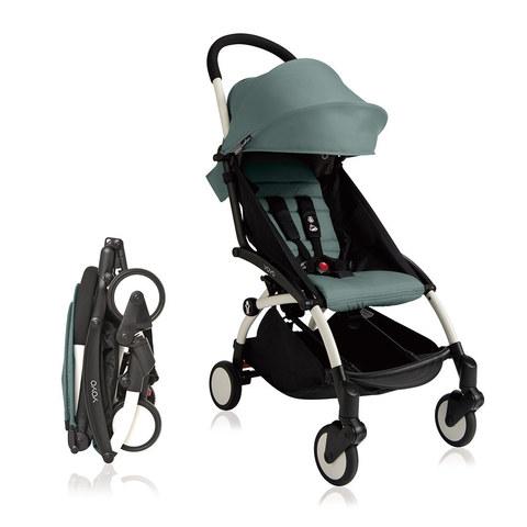 Детская коляска BabyZen YoYo 6+ (аква) напрокат