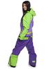 Теплый сноубордический комбинезон Cool Zone (Кул Зон)  для женщин до -30°С фото