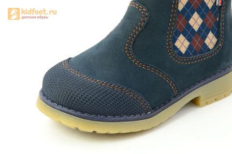 Ботинки Лель (LEL) для мальчика, цвет Темно синий, 3-1040. Изображение 12 из 16.