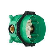 Встраиваемая часть смесителя/термостата/душа верхнего iBox universal Hansgrohe   01800180 фото