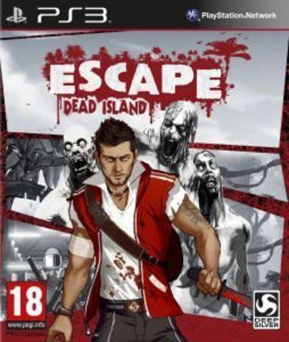 Sony PS3 Escape Dead Island (английская версия)
