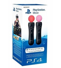 PS4 PS Move Motion Controller 2шт (CECH-ZCM2E: SCEE)