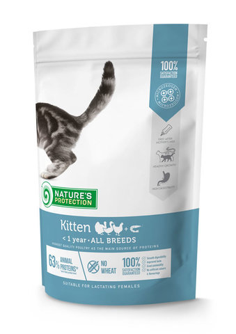 Kitten All breeds food for cats