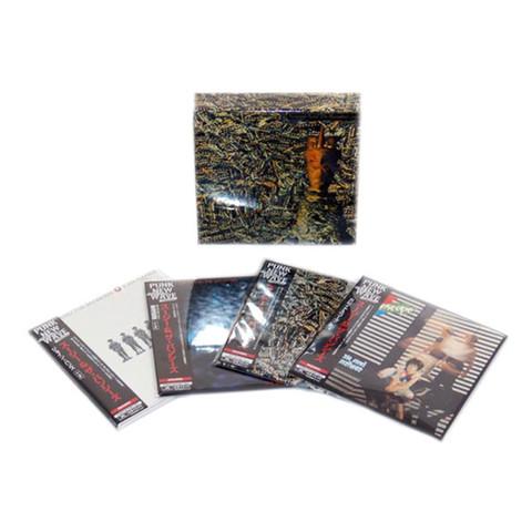 Комплект / Siouxsie & The Banshees (4 Mini LP CD + Box)