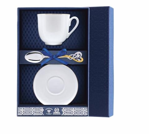 Набор чайный «Ландыш-Золотой кантик» 3пр.