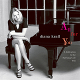Diana Krall / All For You (A Dedication To The Nat King Cole Trio)(CD)