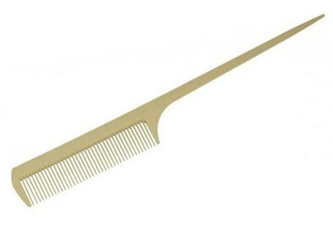 Супергибкая расчёска Uehara Cell Delrin №1