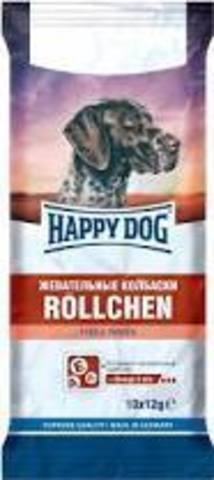 Happy Dog Rollchen