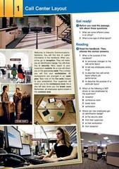 Call Centers. Student's Book. Учебник