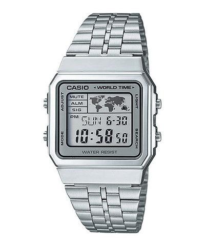 Купить Электронные наручные часы Casio A-500WA-7DF по доступной цене