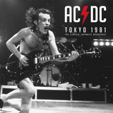 AC/DC / Tokyo 1981 - The Classic Japanese Broadcast (2LP)