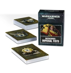 Datacards: Imperial Fists (ENG)