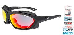 Солнцезащитные очки goggle COLOSSO black