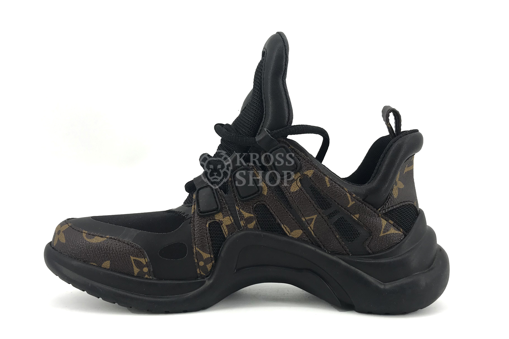 Louis Vuitton Women's Black/beige
