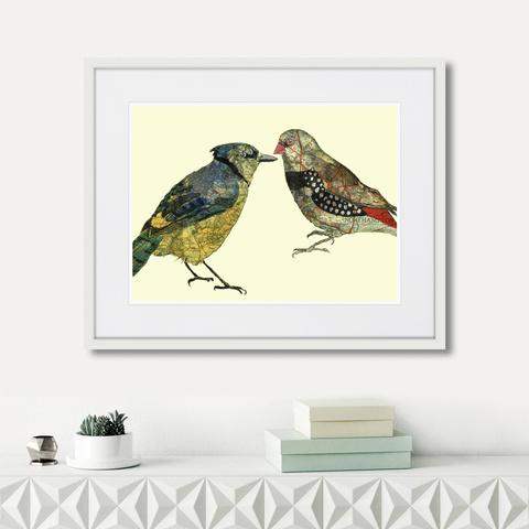 Дженни Капон - Waltz birds №5