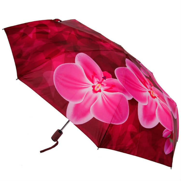 Зонт складной Barbarina 2302 Orchidea