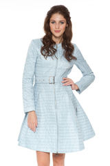Плащ ODRI Beatrice Light Blue