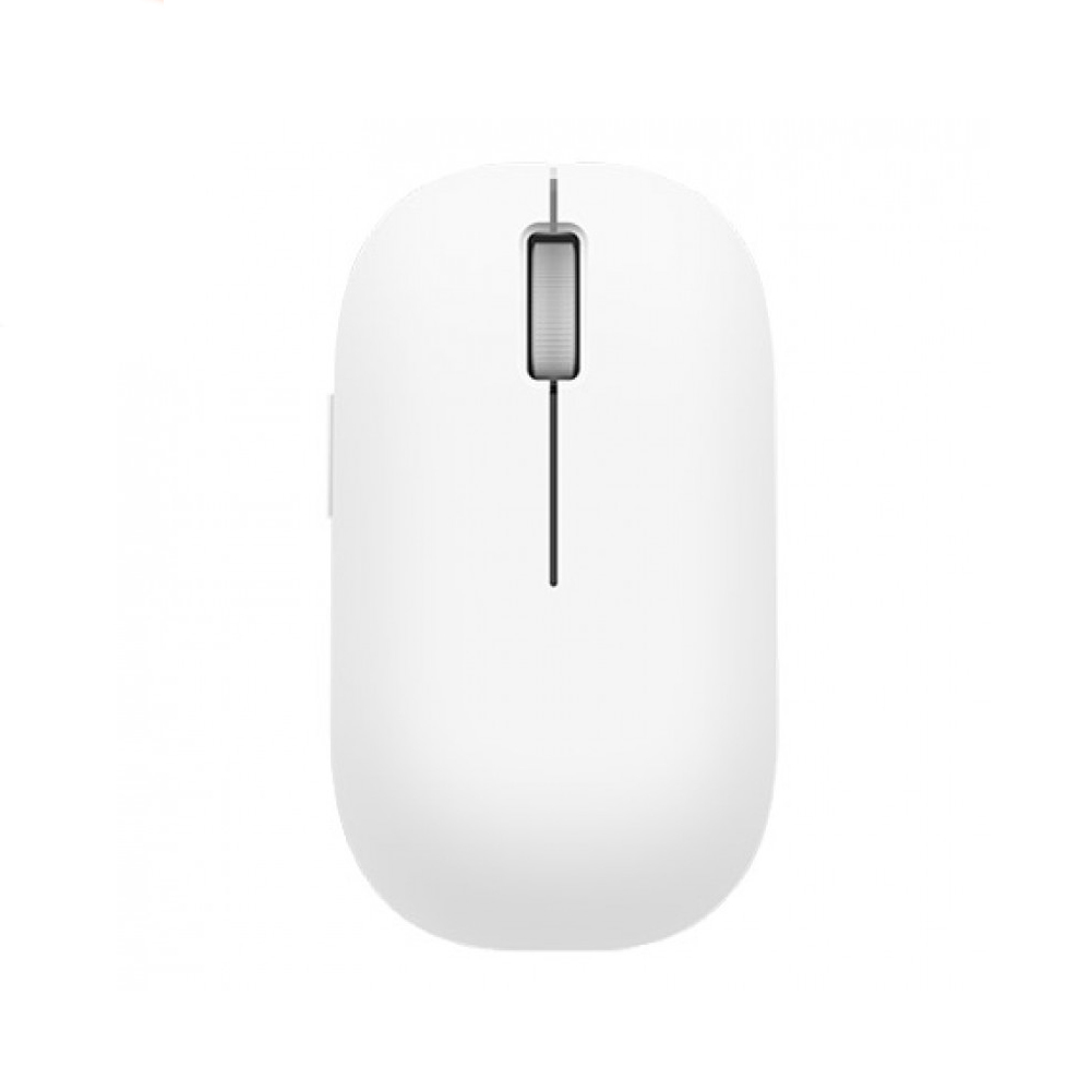 Мышь Xiaomi Mi Wireless Mouse White USB RU EAC