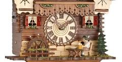 Часы настенные с кукушкой Trenkle 467 QM HZZG