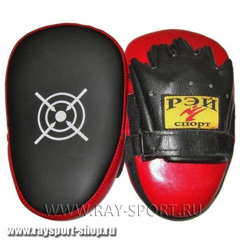 Л1401И Лапа боксёрская загнутая