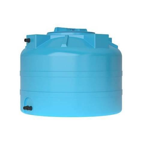 Бак для воды АКВАТЕК ATV 200 (с поплавком, цвет синий)
