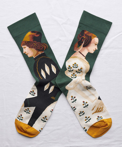 Носки Couple Épicéa
