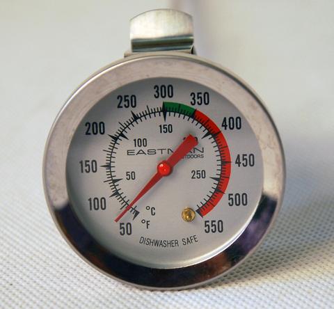 Термометр кулинарный 30 см, Wolmex C3201B-5, нержавеющая сталь