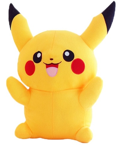 Покемон игрушка мягкая Пикачу