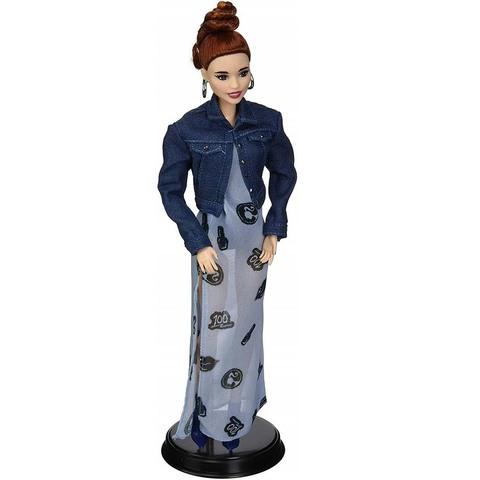 Барби в одежде от Марни Сенофонте в платье