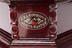Граммофон Secret De Maison OCTOGONAL ( mod. GROCT) — коричневый/античная медь