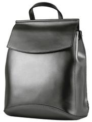 Рюкзак женский JMD Classic 8504 Графит (серый металлик)