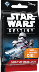 Star Wars: Destiny. Spirit of Rebellion Booster Pack