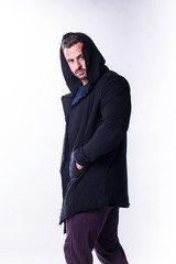 Кардиган Nebbia AW LONG COAT 724 Black
