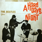 The Beatles / A Hard Day's Night (Coloured Vinyl)(LP)