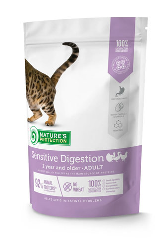 Sensitive Digestion Adult food for cats
