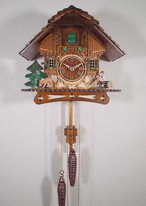 Часы настенные Часы настенные с кукушкой Trenkle 1506 chasy-kukushka-nastennoe-trenkle-1506-germaniya.jpg
