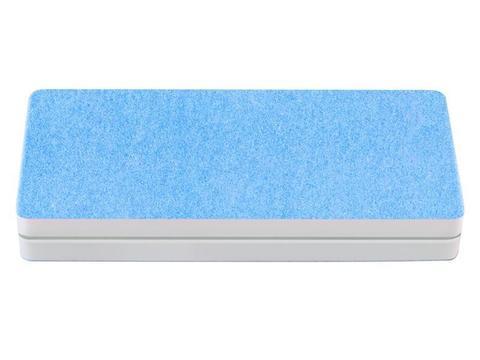 Шлифовальный мини блок для ногтей 100/180 (цвет в ассортименте)