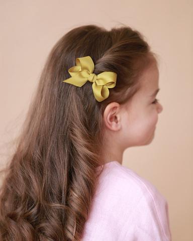 JASMINE MINI bow on clip