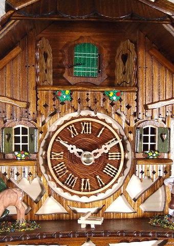 Часы настенные с кукушкой Trenkle 1506