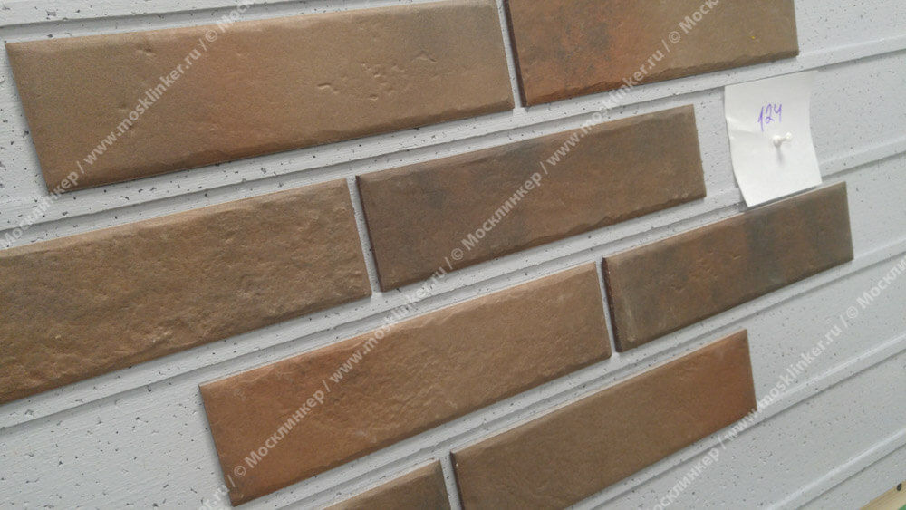 Cerrad - Retro brick, Cardamon, 245x65x8 - Клинкерная плитка для фасада и внутренней отделки