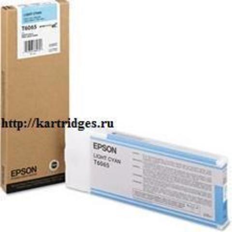 Картридж Epson C13T565500 / C13T606500
