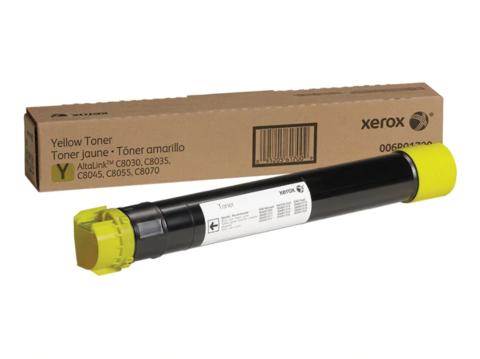 Картридж желтый Xerox Altalink C8030/C8035/C8040/C8045/C8055/C8070. Ресурс 15000 стр. (006R01704)