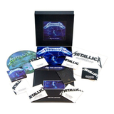 Metallica ‎/ Ride The Lightning (Deluxe Box Set)(4LP+6CD+DVD+Book)