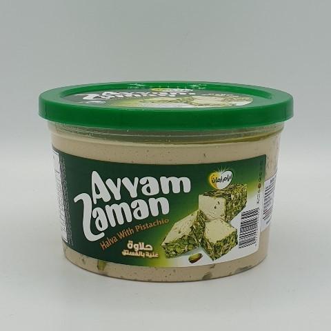 Халва кунжутная с фисташкой Ayyam Zaman, 800 гр
